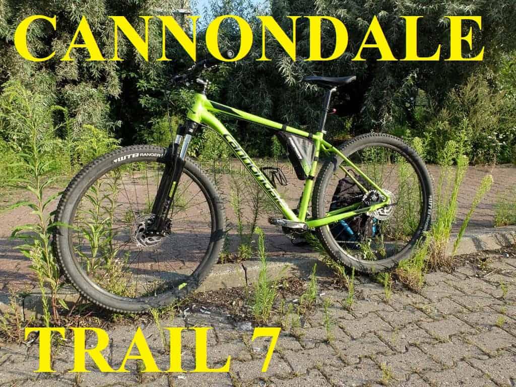 Cannondale Trail 7 w Beskidach