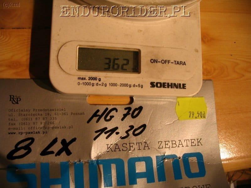 Shimano HG 70 LX