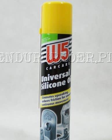 W5 Universal Silicone Oil