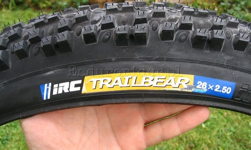IRC TRAIL BEAR