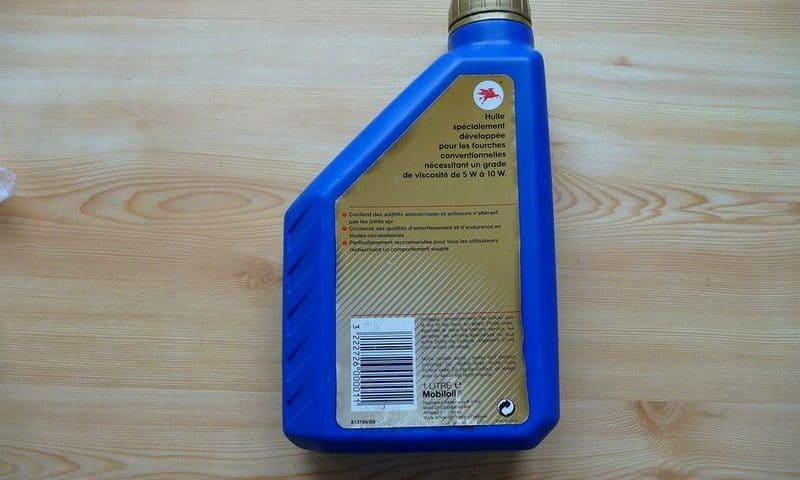Mobil Fork Oil Medium Multigrade