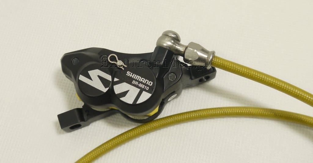 Shimano Saint BR-M810 brake caliper (9)